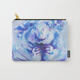 Blue rat Carry-All Pouch