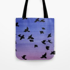 I won't apologize for being a bird Tote Bag