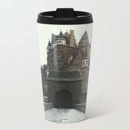 Finally, a Castle - landscape photography Metal Travel Mug