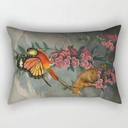 Leopardus radii Rectangular Pillow