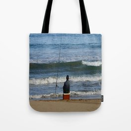 Patience is a Virtue Tote Bag