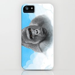 Harambe Forever. iPhone Case