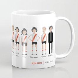 River Plate - All-time squad Coffee Mug