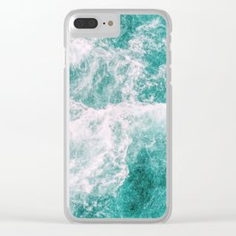 Whitewater 3 Clear iPhone Case