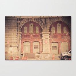 Renovate Canvas Print