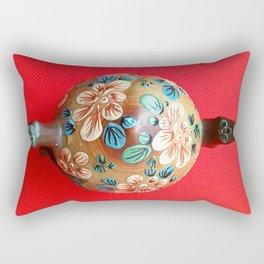 Water Pot Rectangular Pillow