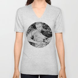 Dreaming of the Forest Unisex V-Neck