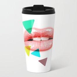 KISS Metal Travel Mug