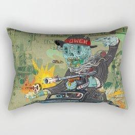 Bootleg Husker Rectangular Pillow