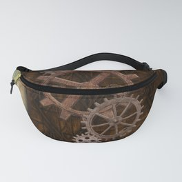 Comforts of Steampunk Fanny Pack