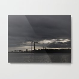 The Boiling Sky Metal Print