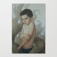 Tender Briar Canvas Print