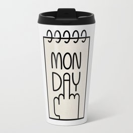 Monday Travel Mug
