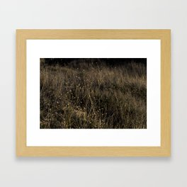 There and back XII Framed Art Print