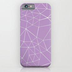 Segment Zoom Orchid Slim Case iPhone 6s