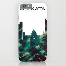 Kolkata Skyline iPhone Case
