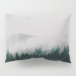 Forest Fog Pillow Sham