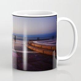 Balcon de Europa silhouette Coffee Mug