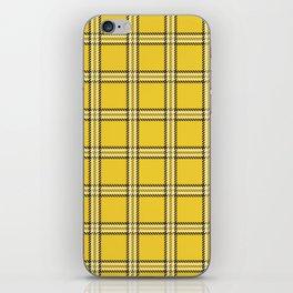 Clueless Plaid iPhone Skin