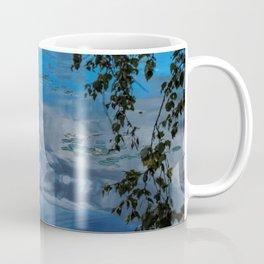cloud reflections over lake eskiln Coffee Mug
