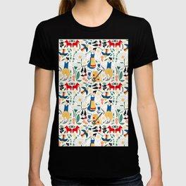 Swedish Mid Summer Fest Midsommar T-shirt