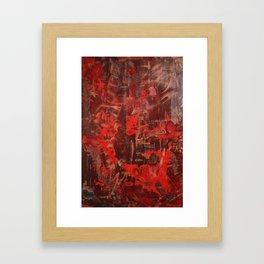 Hypovolemia Revisited Framed Art Print