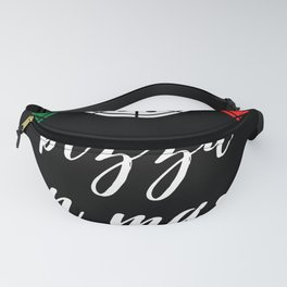It's Piazza San Marco — Not Pizza San Marco Fanny Pack