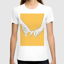 HANDS 5 T-shirt