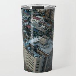Corner Travel Mug