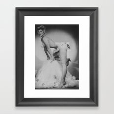 Iconic Images: Irma the Body Framed Art Print