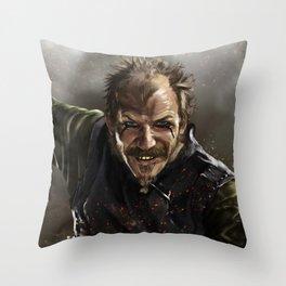 Floki Throw Pillow