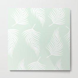 Petite Tropical Collection Metal Print