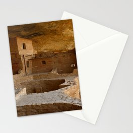 Balcony House View - Mesa Verde Stationery Cards