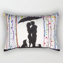 Entwined Rectangular Pillow