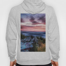 Stained Sunrise Hoody