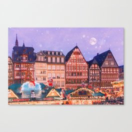 The Christmas Spirit Canvas Print