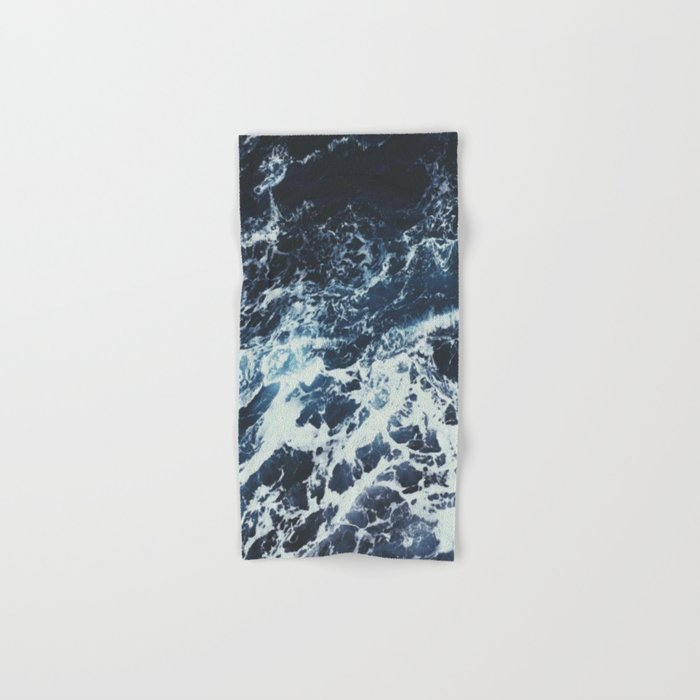 Dark Ocean Hand & Bath Towel