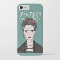 Frida Kahlo Slim Case iPhone 7