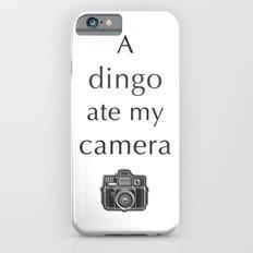 A Dingo Ate My Camera iPhone 6s Slim Case