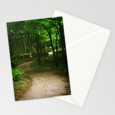 Down A Path Stationery Cards