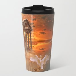 Tetrapylon of Aphrodisias Travel Mug