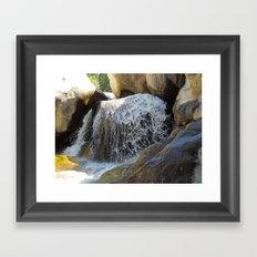 Yuba Framed Art Print