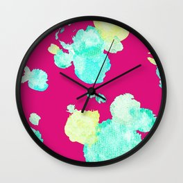 Flume Wall Clock