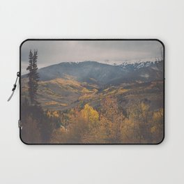 Colorado in the Fall Laptop Sleeve