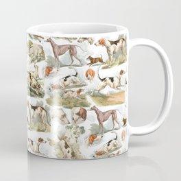Hounds, Hounds, Hounds Coffee Mug