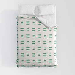 flag of andalusia Comforters