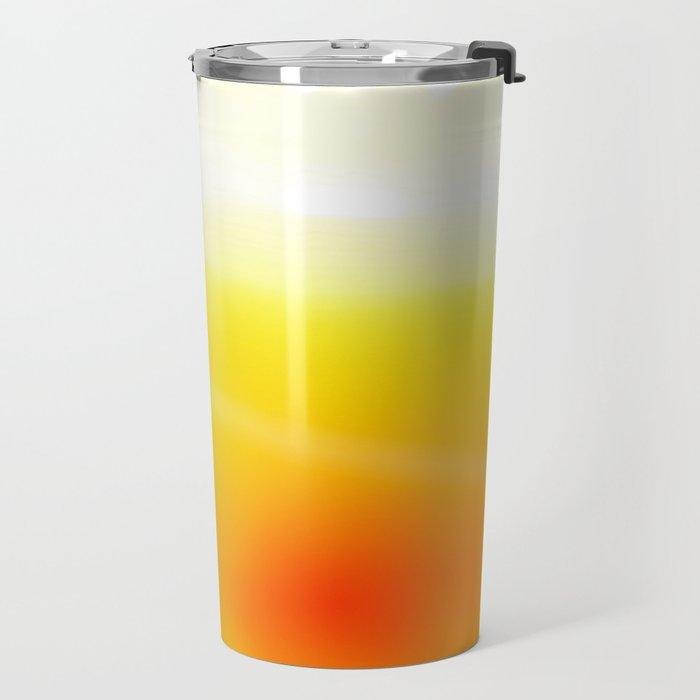 Sunlight Morning Travel Mug