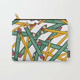 Pencils Pencils Pencils Carry-All Pouch