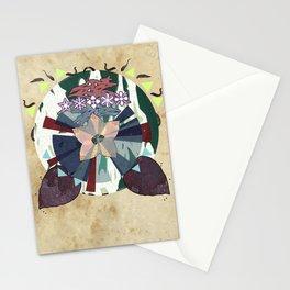 Leech & Flower Stationery Cards