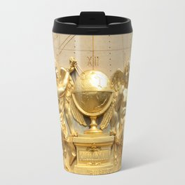 Angels of the Sorbonne sundial Travel Mug